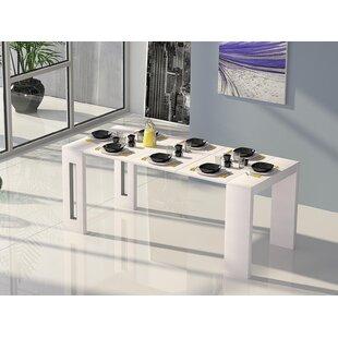 Bloss Extendable Dining Table by Orren Ellis