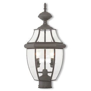 Three Posts Gustavson 2-Light Lantern Head