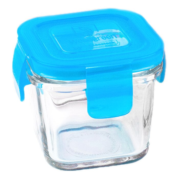 Wean Cube Single 4 Oz. Food Storage Container
