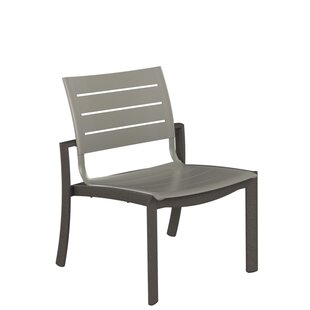 Kor Aluminum Slat Patio Dining Chair