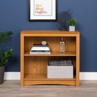Find the perfect Wanda Standard Bookcase by Latitude Run