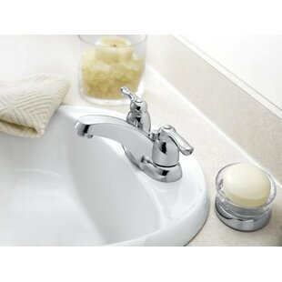 Moen Chateau Centerset Low Arc Bathroom Faucet