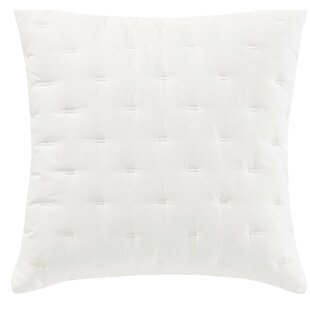 Luster Cotton Throw Pillow