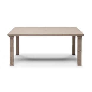Brutus 170cm X 100cm Rectangular Outdoor Dining Table By Sol 72 Outdoor