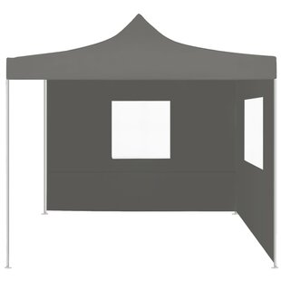 Tinley 3m X 3m Steel Pop-Up Party Tent By Sol 72 Outdoor