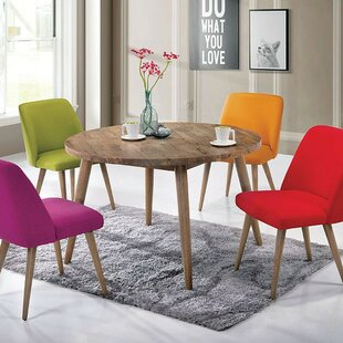 Jovany Upholstered Dining Chair (Set of 4) Corrigan Studio