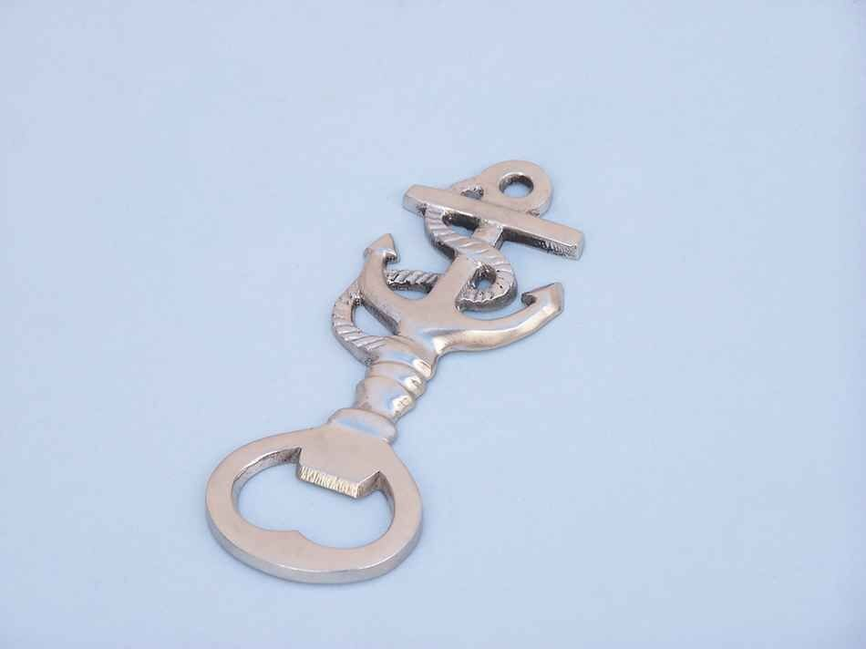 Breckenridge Anchor And Rope Bottle Opener