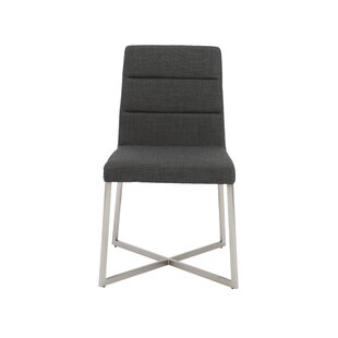 Atlas Side Chair by Orren Ellis Today Sale Only