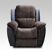 brown massage chair