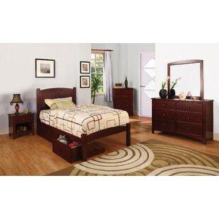 Prescott Storage Panel Bed