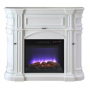 Segers Electric Fireplace by Charlton Home