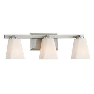 Deals Cornerstone 3-Light Vanity Light By Designers Fountain