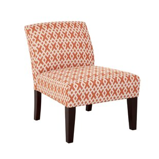 Wrought Studio Hurlbert Slipper Chair