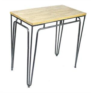 Cottrill Minimalist Metal Coffee Table