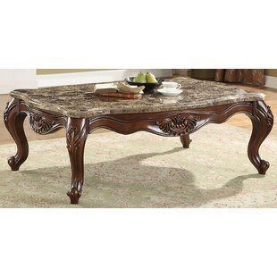 Ransdell Coffee Table by Fleur De Lis Living