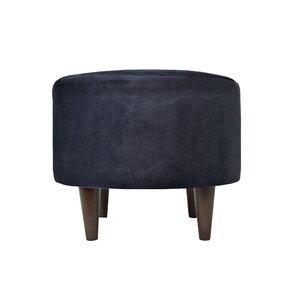 Obsession Sophia Round Standard Ottoman by MJL Furniture