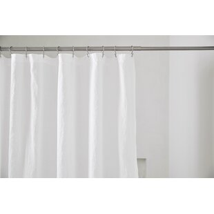 Organic Single Shower Curtain