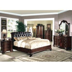 Alderwood California king Platform Bed by Astoria Grand