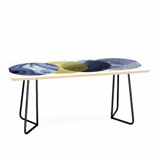 Moonlight Emanuela Carratoni Coffee Table by East Urban Home #2