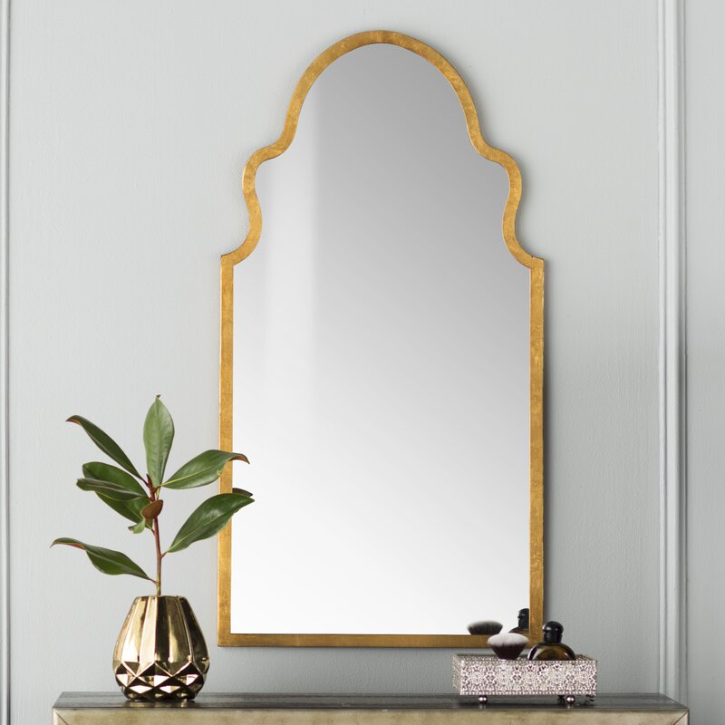 Three Posts Menachem Modern & Contemporary Accent Mirror