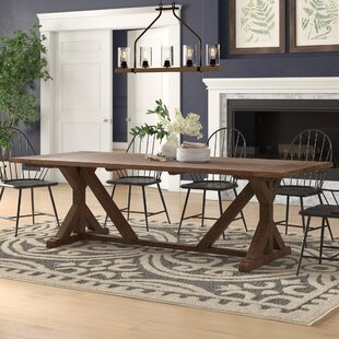 Winthrop Solid Wood Dining Table