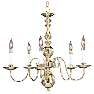Darby Home Co Redhill 5-Light Chandelier