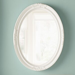 Oval Wall Mirrors oval mirrors you'll love | wayfair