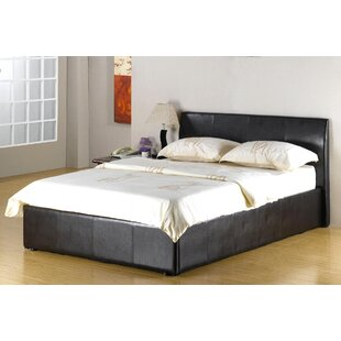 Stirling PU Super King Upholstered Ottoman Bed By Marlow Home Co.