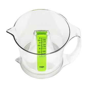 Urban Trend Reverso 4 Cup Plastic Measuring Cup Wayfair