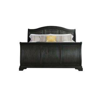 Camborne Sleigh Bed