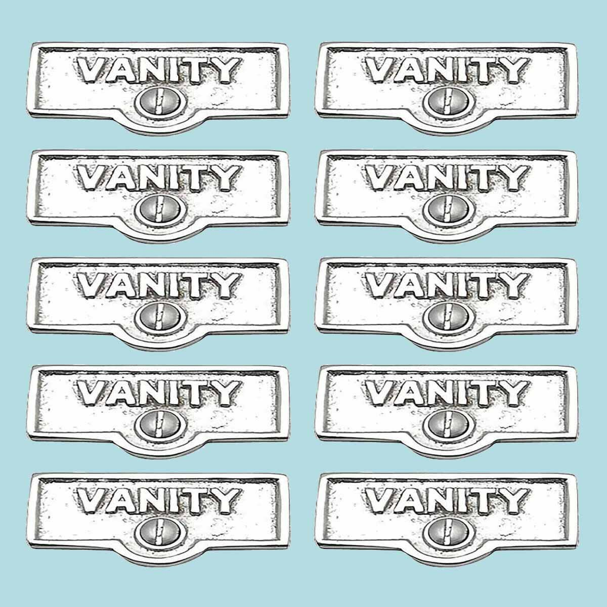 The Renovators Supply Inc Switch Tags Vanity Name Signs 1 Gang Rocker Wall Plate Wayfair