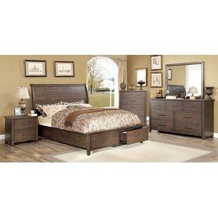 Foundry Select Nina Panel Configurable Bedroom Set