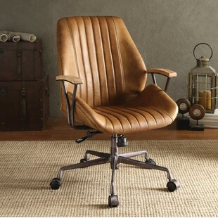 Linch Genuine Leather Task Chair