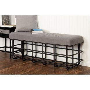 Cole & Grey Metal Bench