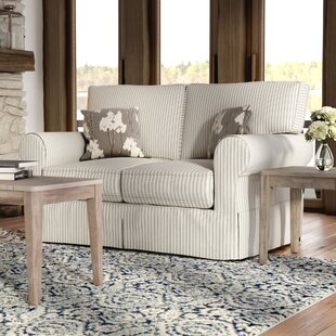 Laurel Foundry Modern Farmhouse Hollandsworth Loveseat
