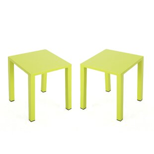 Shop for Chilson End Table (Set of 2) By Wrought Studio