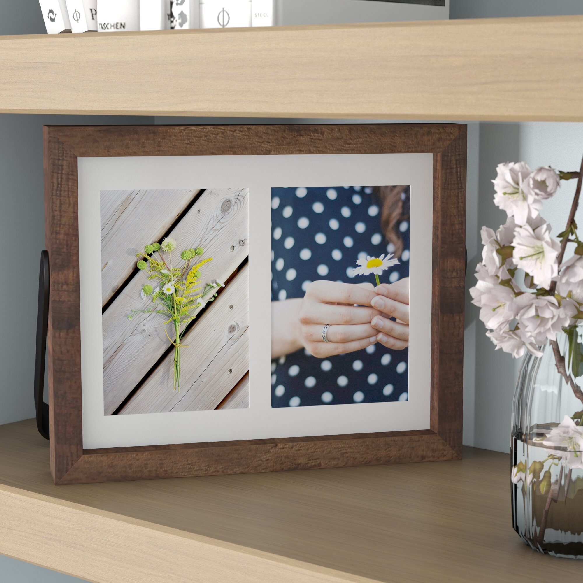 Birch Lane Axis Multi Photo Display Picture Frame & Reviews