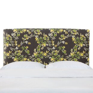 Siobhan California King Upholstered Panel Headboard by August Grove
