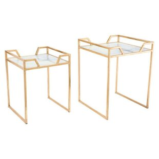 Cossey 2 Piece Nesting Tables