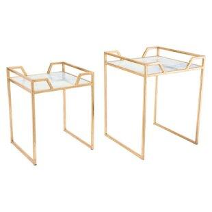 Cossey 2 Piece Nesting Tables
