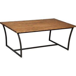 Boone Forge Rectangular Coffee Table