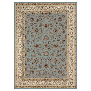 Welbourne Blue/Ivory Area Rug