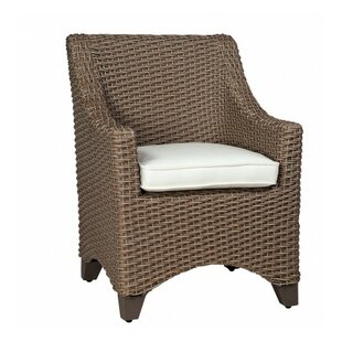 Augusta Patio Dining Chair with Cushion