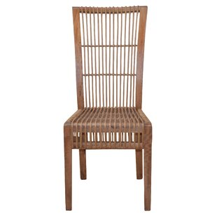Vandalia Solid Wood Dining Chair By Beachcrest Home