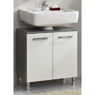 Soltau 60cm Wall Mounted Under Sink Cabinet By Quickset
