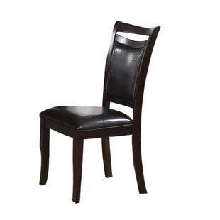 Pawlak Upholstered Dining Chair (Set of 2) Winston Porter