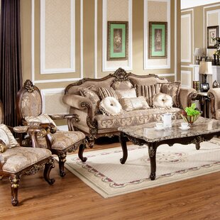 BestMasterFurniture 2 Piece Living Room Set
