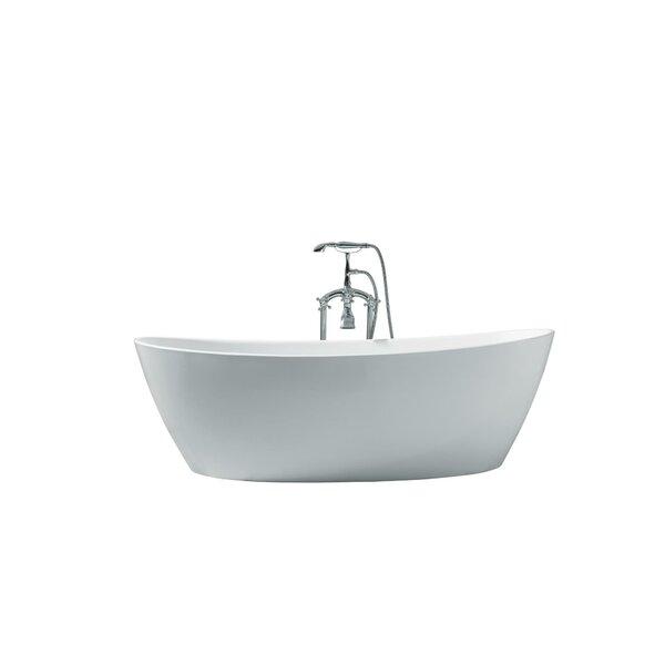 Ariel Bath Valencia Platinum 70