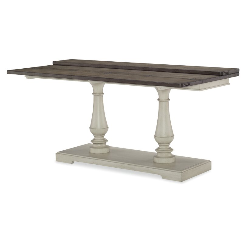 Ornithogale Flip Top Console Table