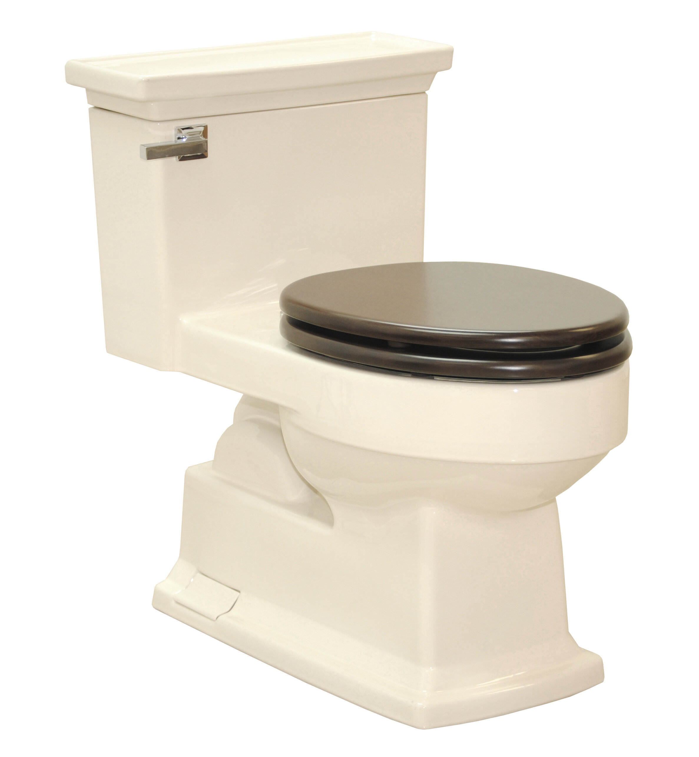 Toto Lloyd 1.6 GPF Elongated One-Piece Toilet (Seat Not Included ...